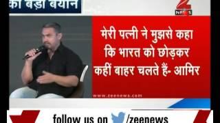 Growing sense of despondency in India from last 6-8 months, says Aamir Khan