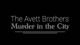 Murder in The City - The Avett Brothers (cover) - Ramin Karimloo