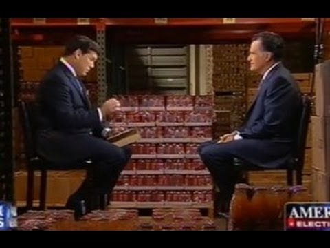 Mitt Romney Hates Fox News Interview