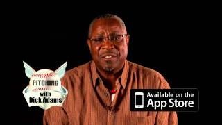 Dusty Baker on Dick Adams Series of Pitching Apps