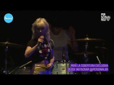 Paramore - Rose-Colored Boy (Live at Personal Fest 2017, Buenos Aires, Argentina) - HD