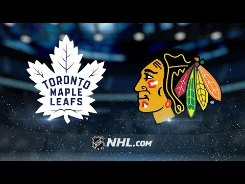 Nylander's OT penalty shot lifts Leafs past Hawks