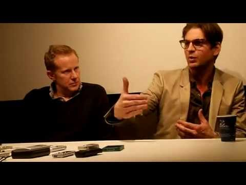 Gale Harold & Andrew Miller Interview - The secret circle - 10/11/2011