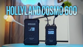 Wireless Video System? Hollyland Cosmo 600 Review (Indonesia)