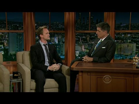 Late Late Show with Craig Ferguson 9/21/2012 Neil Patrick Harris, Gerry Dee