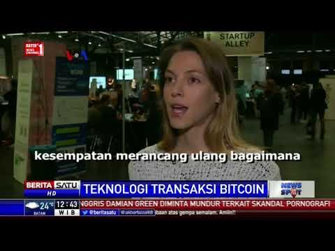 Teknologi Blockchain di Balik Mata Uang Crypto