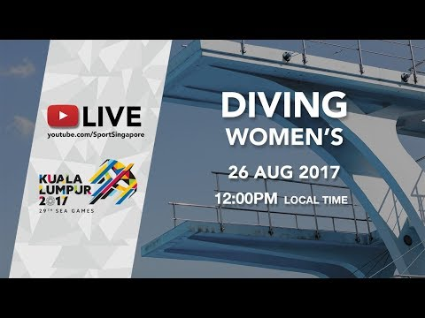 Aquatics Diving: Women's 3m Springboard Final | 29th SEA Gam