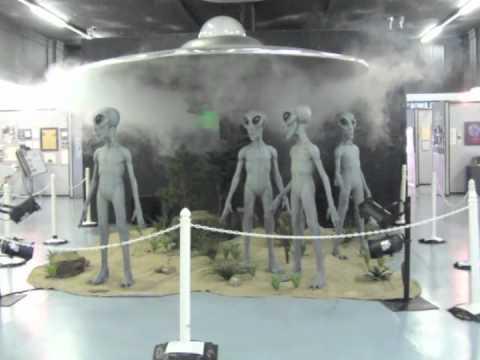 ufo museum aliens youtube. Black Bedroom Furniture Sets. Home Design Ideas