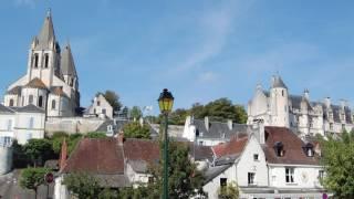 French Campsites -  La Citadelle, near Loches, Loire
