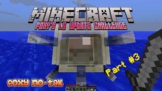 Foxy's Minecraft 1.8 Update Challenge [3] - The Ocean Monument