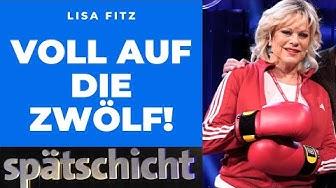 Comedy gegen Corona: Lisa Fitz schlägt zu - aber nur wenn es sein muss!   SWR Spätschicht