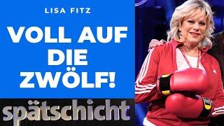 Comedy gegen Corona: Lisa Fitz schlägt zu – aber nur wenn es sein muss!