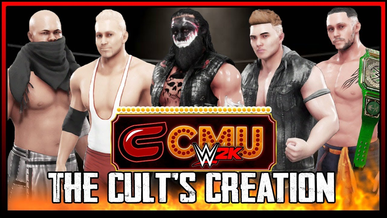 Download The Cult's Creation: WWE 2K Conman Universe Mode |Season 2 Ep: 7|