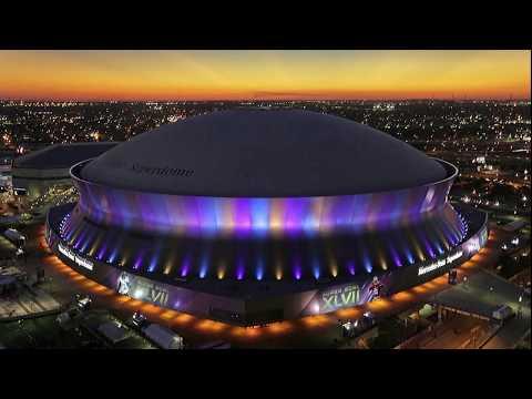 Superdome Beauty