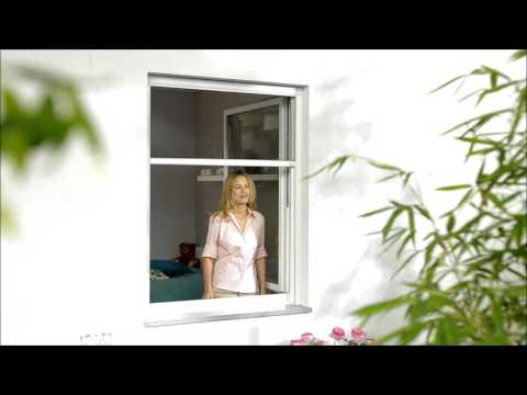 Rollo für Fenster - Bedienung - YouTube