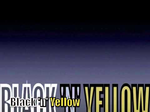 Black and Yellow (Instrumental with Hook)