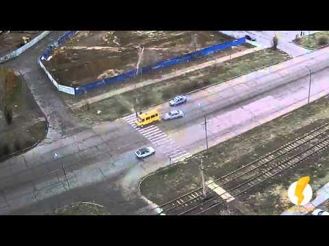 ДТП (авария) ул. Мира ул. Александрова 09-11-2014 в 14-54