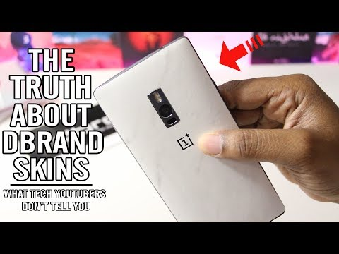 the-truth-about-dbrand-skins!-are-tech-youtubers-just-paid-reviewers?-[white-marble-review]