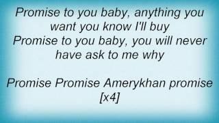Erykah Badu - Amerykahn Promise Lyrics