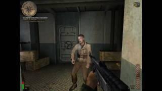 Medal of Honor Allied Assault Breakthrough HD Gameplay Walkthrough Mission 2 - Bizerte