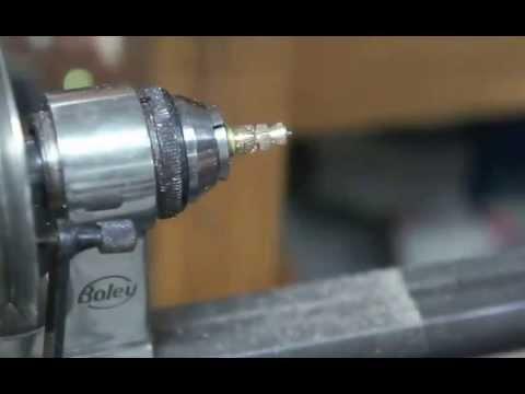 watchmaker lathe gear making
