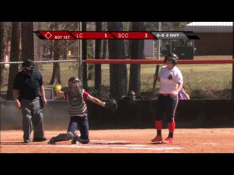 SCC Lady Rams vs. Louisburg College (Game 2)