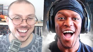 Reacting to KSI Reacting to My Review