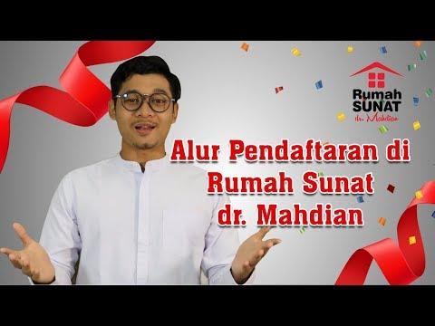 Alur Pendaftaran di Rumah Sunat dr. Mahdian