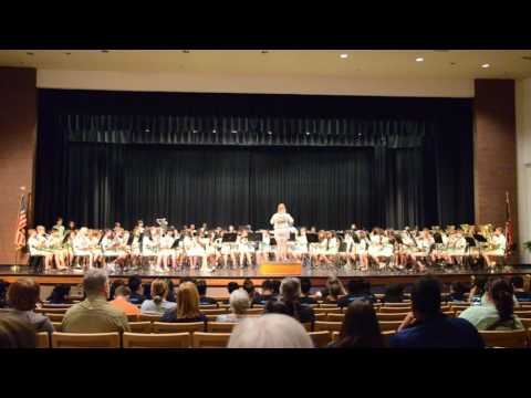 High Note Band Festival: JF Drake Middle School
