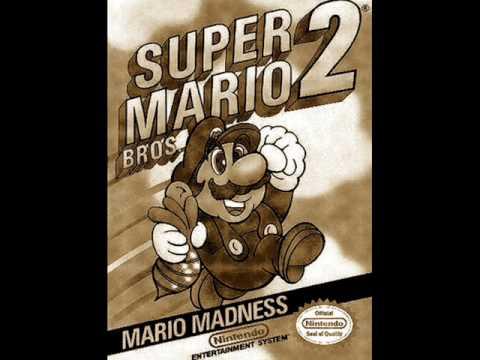 Super Mario Bros. 2 Jazzy Orchestra Version HQ