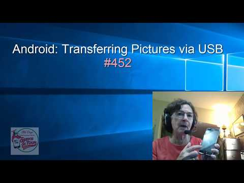 Android: How To Transfer Pictures To Computer Via USB