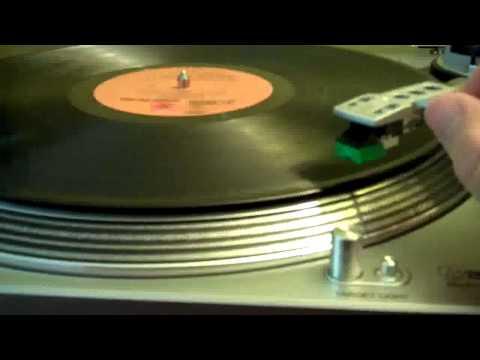 Audio-Technica LP120 USB with Audacity use