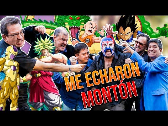 DRAGON BALL SUPER BROLY (ya en cines)  & Escorpión Dorado al volante BUSCANDO GASOLINA!!! 😱