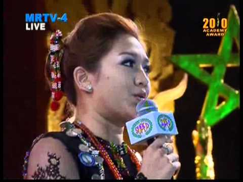 Thank You Thet Mon Myint Myanmar Motion Picture Academy Awards 2012