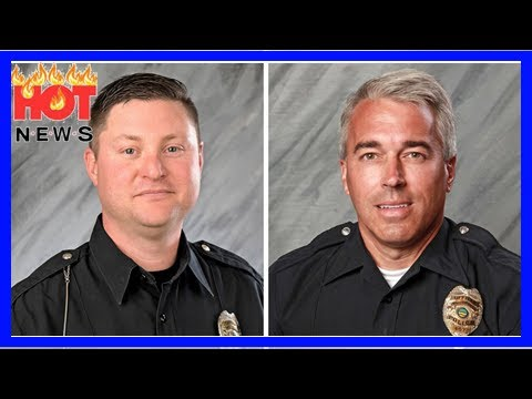 Two Ohio Police Officers Killed Responding to 911 Hangup Call, Officials Say | HOT NEWS