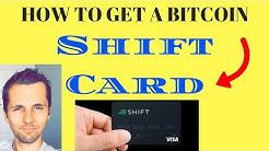 How to Get a Shift Card - Best Bitcoin Visa Debit Card - Youtube