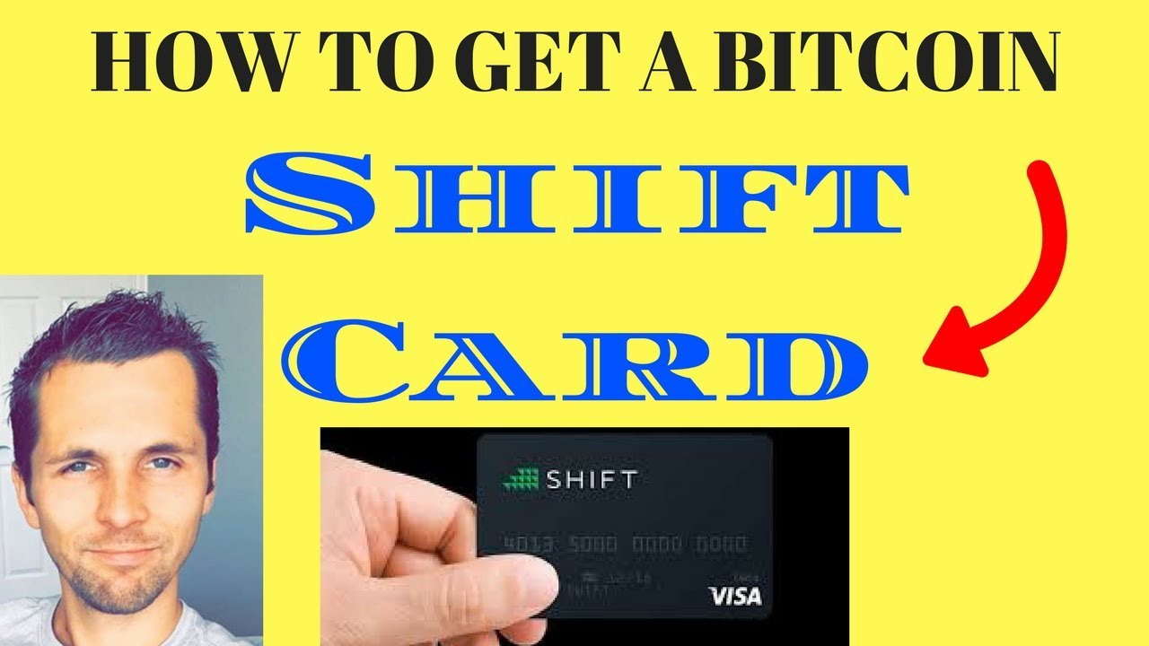 How to Get a Shift Card - Best Bitcoin Visa Debit Card - Youtube