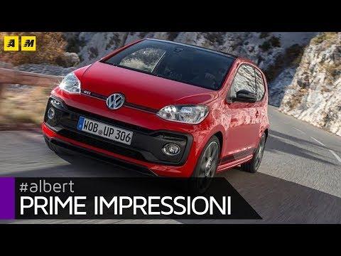 Volkswagen Up! GTI | a caccia di Smart Brabus e Twingo GT