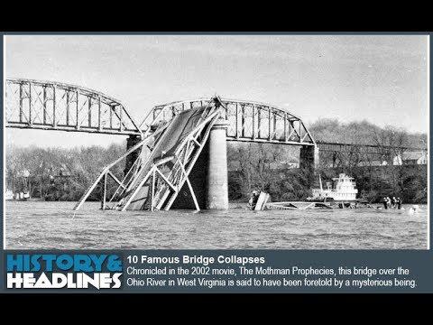 10 Famous Bridge Collapses