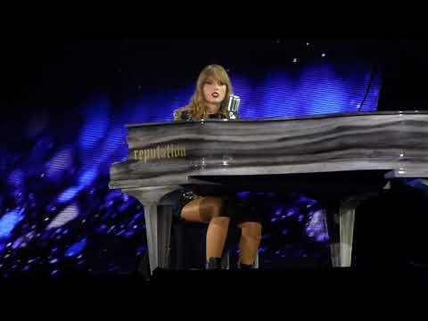 Taylor Swift - Long Live (live) - Wembley Stadium (Reputation Stadium tour)