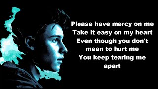 Mercy (Lyrics) - Shawn Mendes
