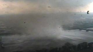 Tornado in Springfield, Massachusetts: Unbelieveable Video Reveals Destruction in Downtown