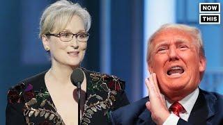 Meryl Streep On Trump