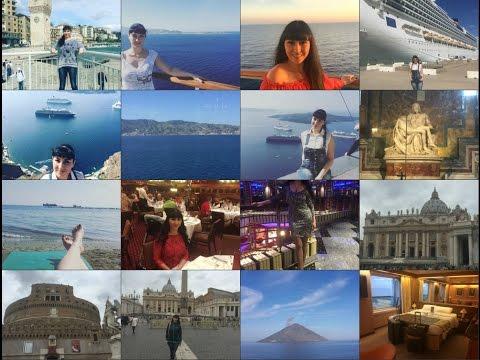 Впечатления от поездки в Ватикан + круиз из Италии на Costa Pacifica.