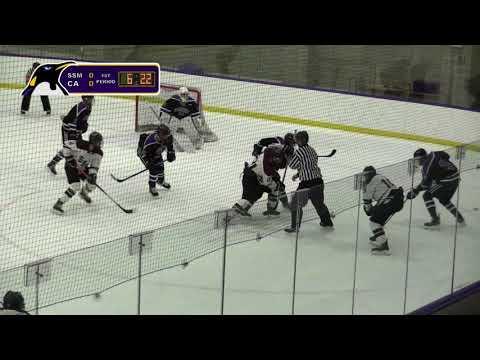Cushing Academy - Varsity Boys Ice Hockey Vs. Shattuck-St. Mary's School