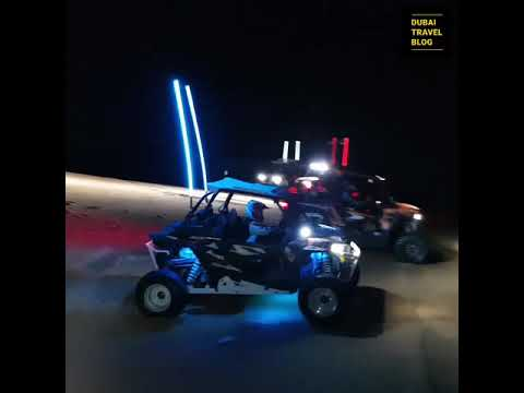 Night Dune Buggy Adventure in Dubai with Big Red DXB | Dubai