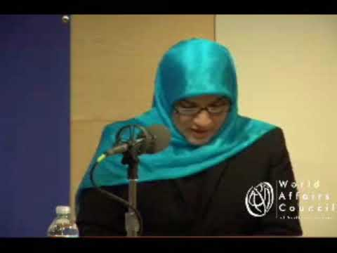 Dalia Mogahed On Who Speaks For Islam What Billion Muslims Really Think In Brief