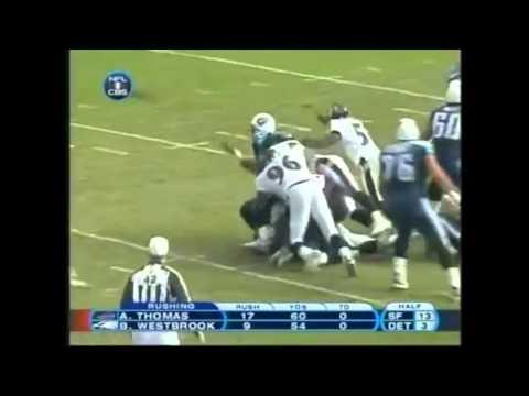 NFL on CBS 2006 Week 10 Halftime Report