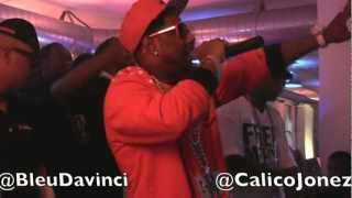 Repeat youtube video BMF Homecoming in DETROIT With BleuDavinci & CalicoJonez/SWISHGANG Live w/TRAP100ENT