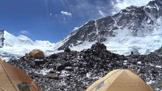 Mt. Everest Climb from North Side 2016